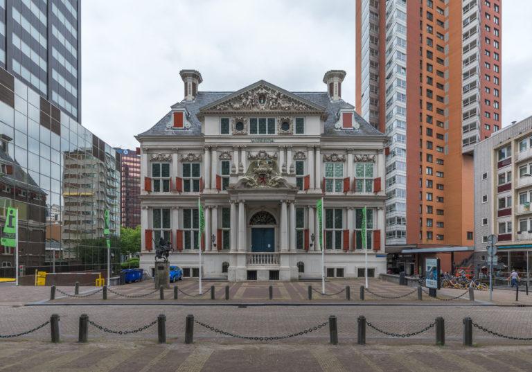 Informatiepunt OMD 2021: tuin/restaurant Het Schielandshuis