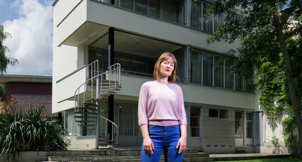 Joline Jolink vertelt over Huis Sonneveld