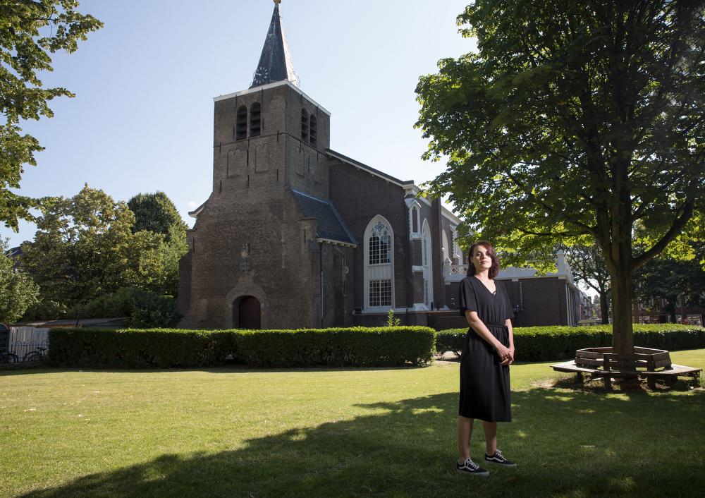 Voor Floor is de Oude Kerk in Charlois net wat specialer