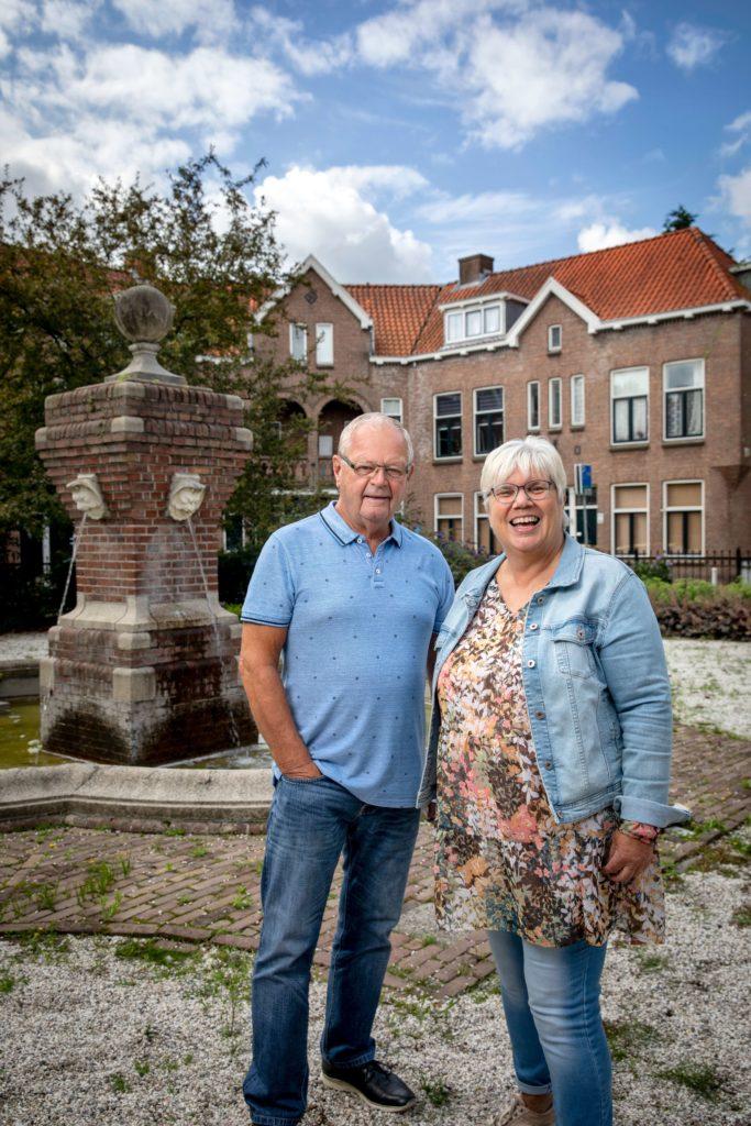 Voor Loes betekent het Patrimonium's Hof een half leven aan herinneringen
