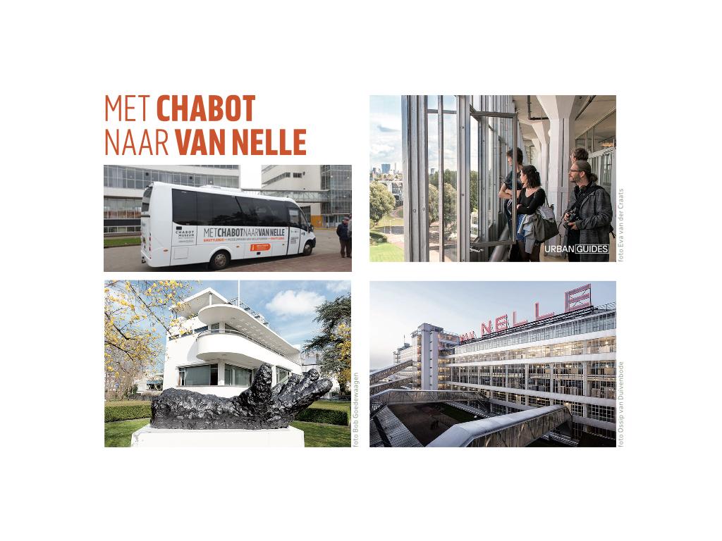 Met Chabotmuseum naar Van Nelle