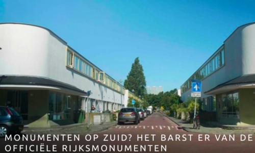 De Tuindorpenroute en Scholenroute op tv bij OPEN Rotterdam
