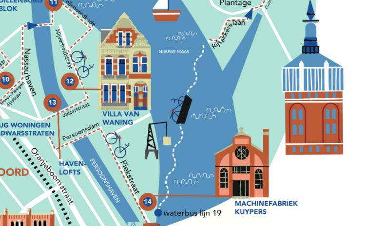 Waterbus 19 vaart ook tijdens OMD Rotterdam... gratis!