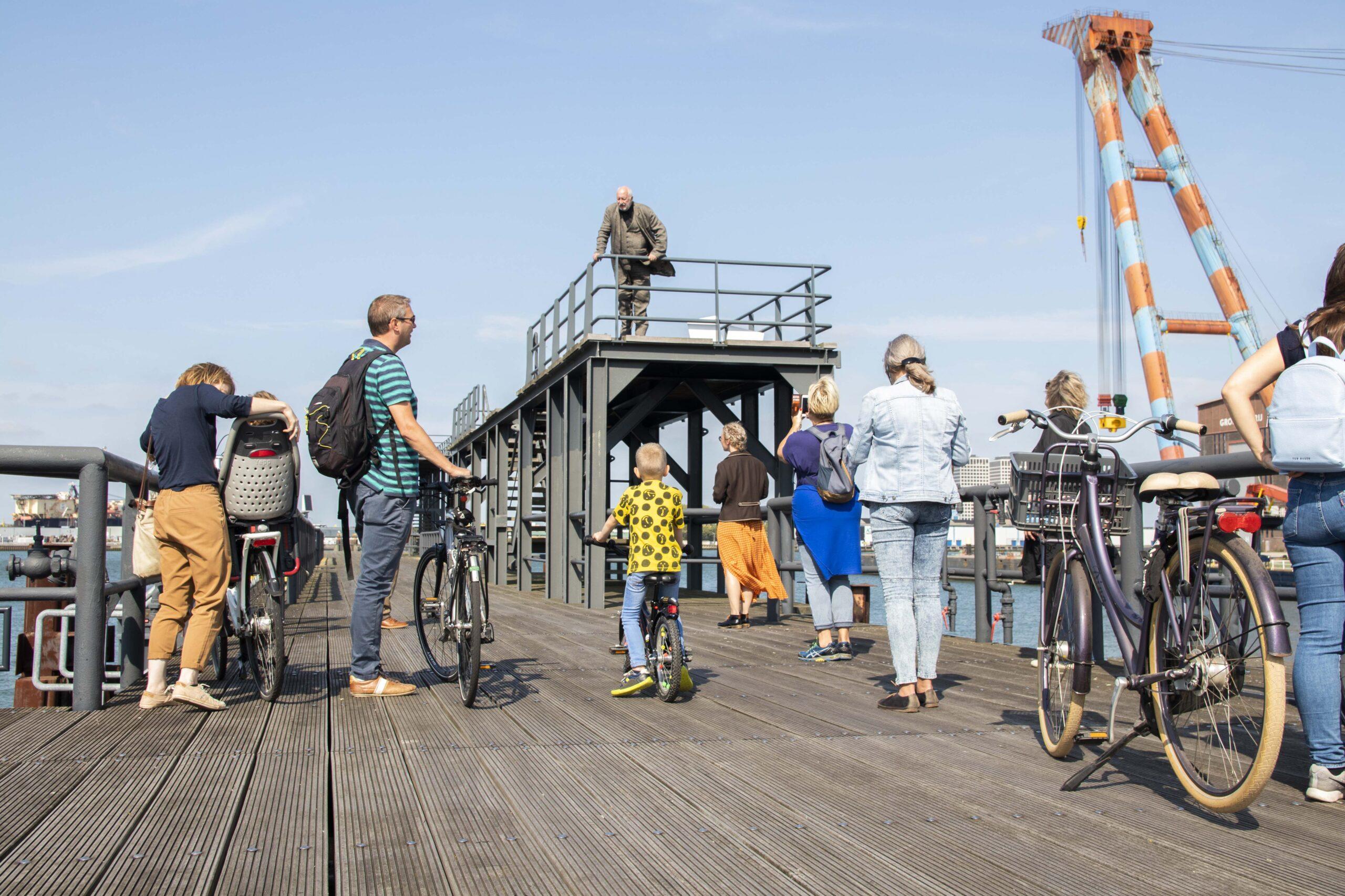 Op pad in het Zuiden van de stad, tijdens Open Monumentendag Rotterdam