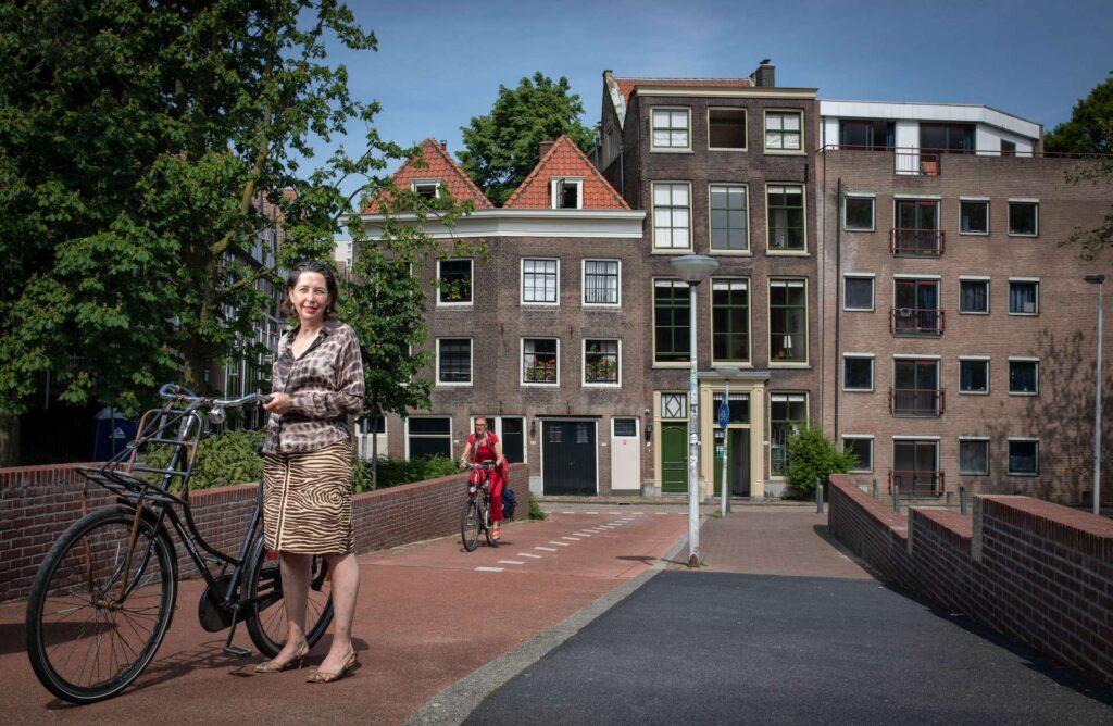 In het Koopmanshuis leerde Anja Berkelaar historisch geduld