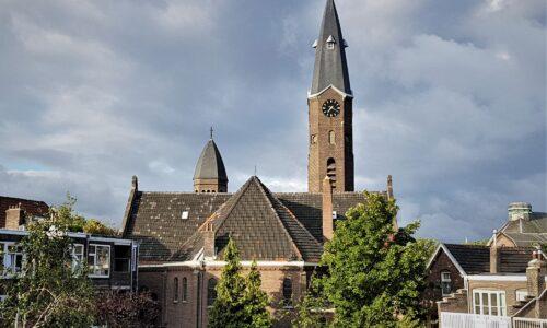 Bergsingelkerk-achterzijde